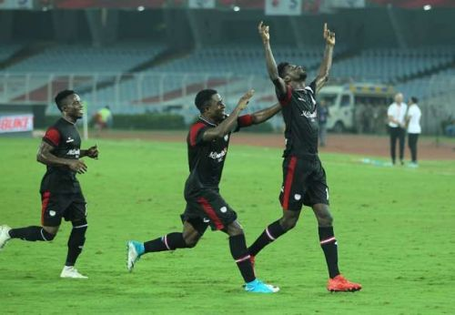 Rowllin Borges scored the only goal in the reverse fixture at Salt Lake Stadium [Image: ISL]