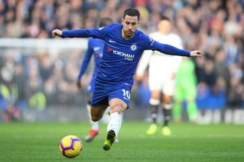 Eden Hazard has been offered a lucrative deal to extend his stay at Chelsea