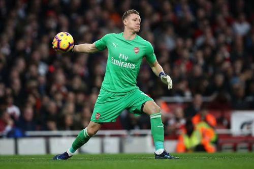 Leno has become Emery's first choice goalie