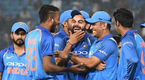 Indian ODI team