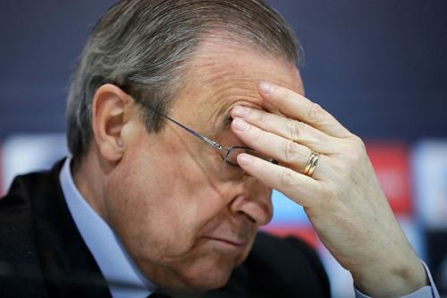 Florentino Perez and Real Madrid are on course to lose their superstar in an explosive exit!