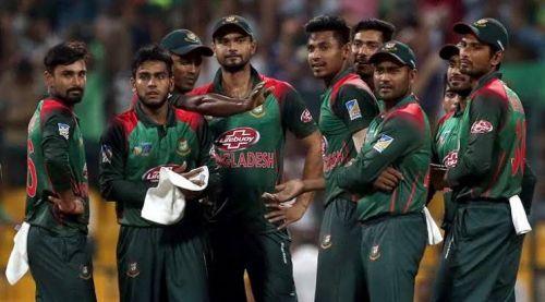 Bangladesh are going through a supreme form.