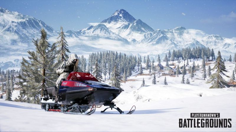 PUBG Xbox: PUBG Snow Map Vikendi is live on test servers