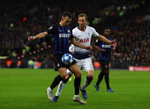 Tottenham got a vital win at Wembley against Inter Milan