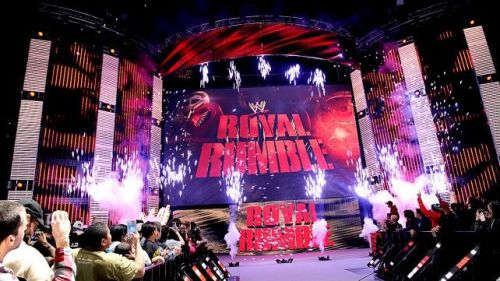 Royal Rumble is the first pay-per-view of the year, and sets the tone for next 12 months