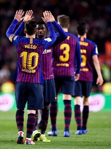 Barcelona needs to strengthen their squad depth to compete in all competitions till the very end of the season