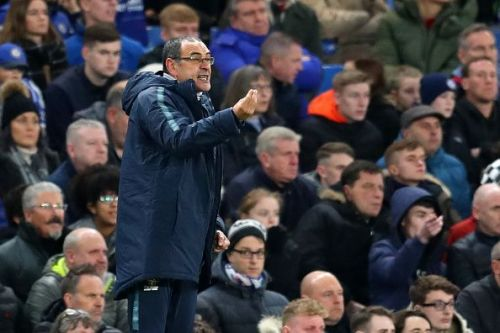Maurizio Sarri wants to mount a fresh title challenge by signing new players in January