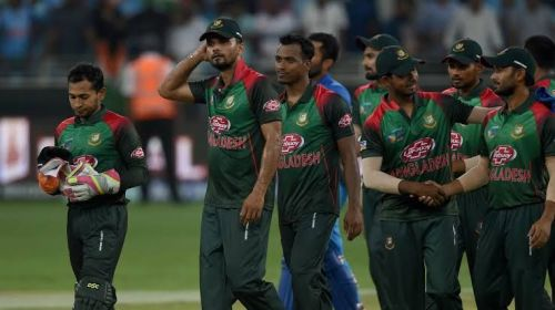 Bangladesh put up a lackluster performance in the first T20I