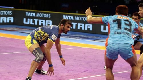 Ajay Thakur would look to regain his form against a strong Bengal Warriors defence.