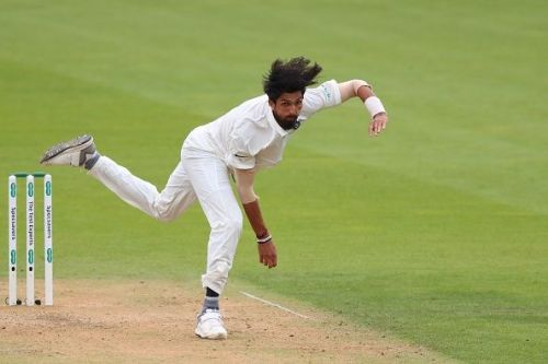 Ishant is the most experienced player in the Indian Test team