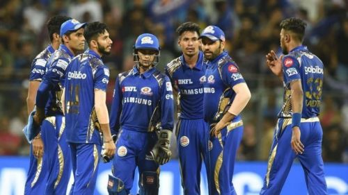 Team Mumbai Indians