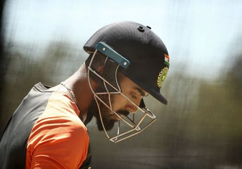 KL Rahul hasn't had a great year in Tests