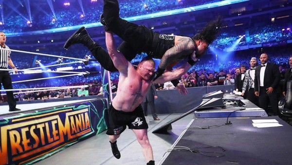 Brock Lesnar vs Roman Reigns: Match was booed out of the building