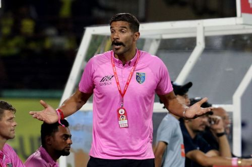 David James was sacked as the Kerala Blasters coach because of the club's poor run in the ISL