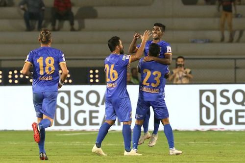 Mumbai City FC will be looking to go into the International break with a win [Image: ISL]