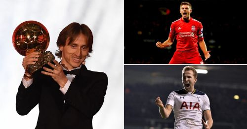 The 2018 Ballon d'Or winner is one of many superstars who failed to win the Premier League