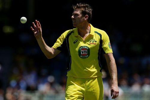 Faulkner last represented Australia in 2017