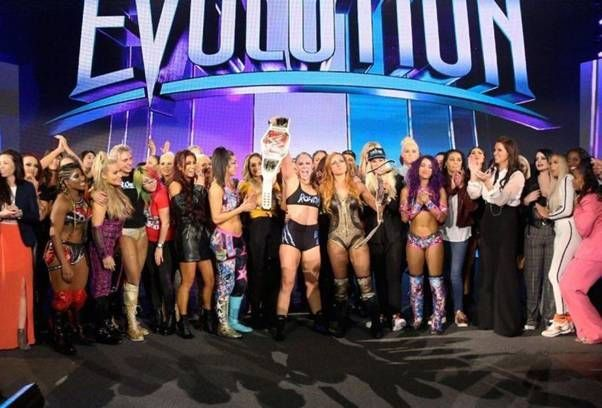 The women who made Evolution 2018 a huge success