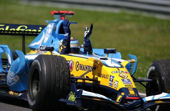 Throughout his career, Renault has played a massive role in Alonso