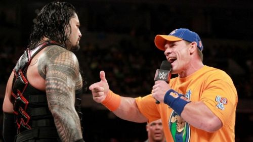 Is John Cena the need of the hour?