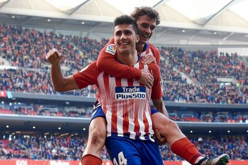 Simeone will be hoping the Spaniard comes good in the upcoming matches