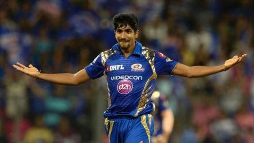 Bumrah is Mumbai Indian's lead bowler