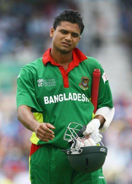 ICC Cricket World Cup Super Eights - England v Bangladesh