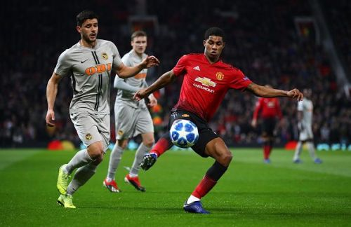 Marcus Rashford needs to be shown a little more patience