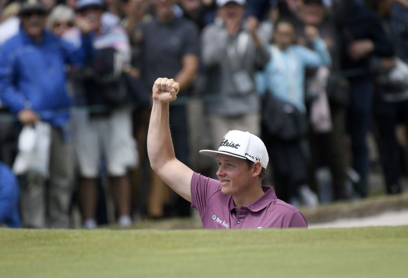 Smith Leads Leishman By 3 Into Final Round Of Australian PGA