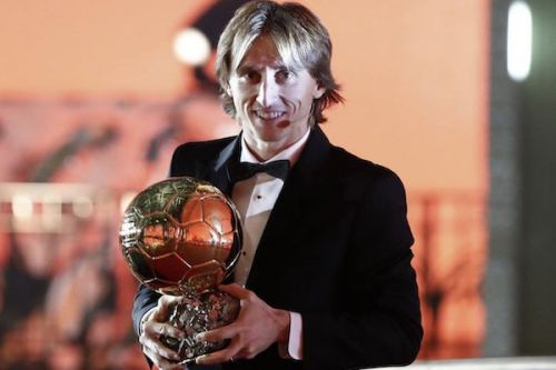 Modric has won it fair and square