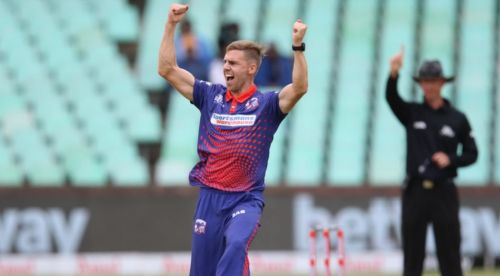 Nortje impressed in the Mzansi Super League