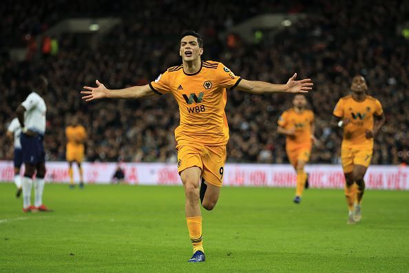 Wolves stunned Spurs in Gameweek 20