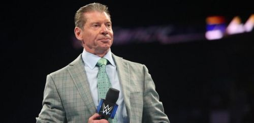 Vince McMahon has come clean on the promo he cut