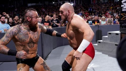 Lars Sullivan's debut has been teased on the main roster while Aleister Black could lose the NXT title at NXT Takeover to debut on the main roster