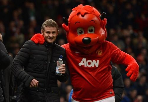 Solskjaer would love to relive the glory days at Old Trafford.