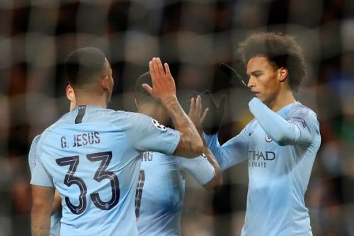 Manchester City finished top of Group F