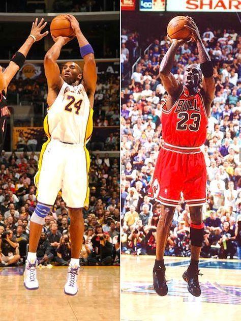 8ab6770ec13b Kobe Bryant vs Michael Jordan  A Statistical Comparison