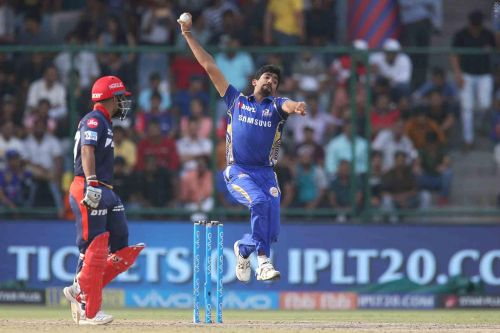 Jasprit Bumrah is one of the best Indian pace bowlers in the IPL
