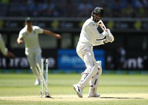 KL Rahul's struggle continues at the top