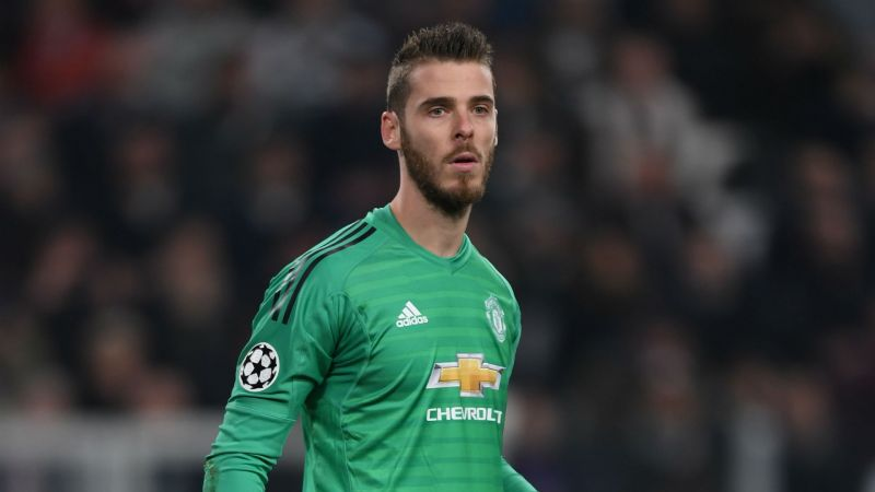 David De Gea could sign a new contract at Manchester United.