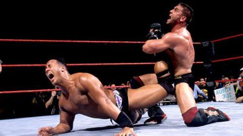 Ken Shamrock was a huge part of WWE in the 90s