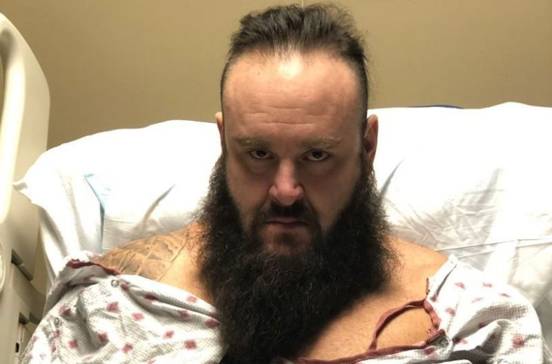 Braun Strowman News: Strowman posts incredible one-armed workout videoÂ