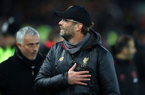 Klopp leads the way amongst the new generation managers