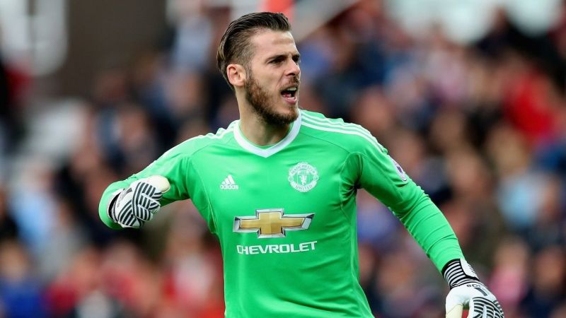 David De Gea wants a pay hike to stay at United.
