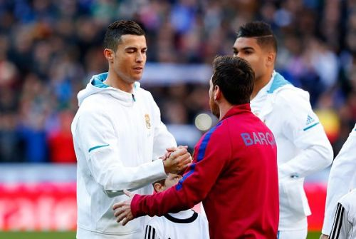 Cristiano Ronaldo and Lionel Messi have won 5 Ballon d'Ors apiece