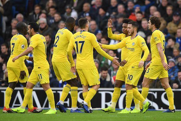Brighton & Hove Albion v Chelsea FC