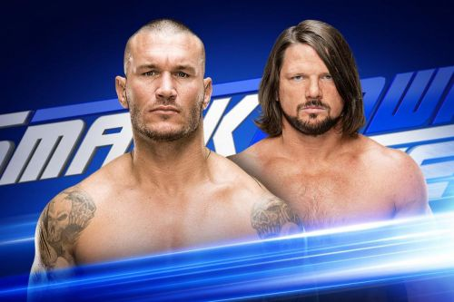 AJ Styles has carried SmackDown Live on his shoulders for more than two years now and it's fair for him to have his marquee match