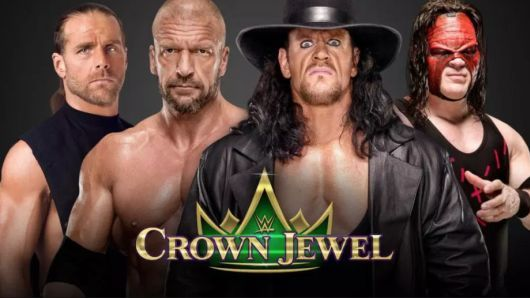Three of the top 10 appeared in the main event of Crown Jewel