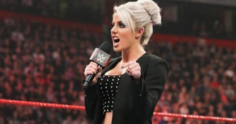 Wwe News Alexa Bliss Provides Interesting Health Update