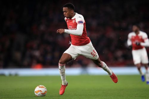 Willock looked a part again